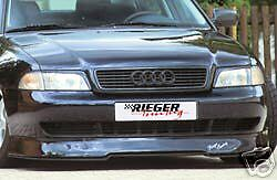 Audi A4 B5 1994 2001 Genuine Oem Rieger Front Spoiler Infinity New