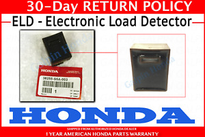 2001 2005 Honda Civic Genuine Oem Electronic Load Detector 38255 S5a 003