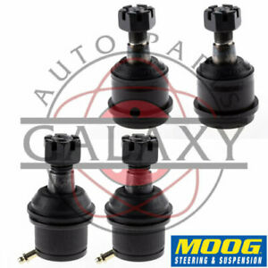 Moog Chassis Upper Lower Ball Joints For Dodge Ram 2500 11 13 4x4 3500 11 13