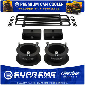 3 Inch Front 2 Rear Full Lift Leveling Kit 1994 2002 Dodge Ram 2500 4wd 4x4
