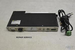 Square D Sy max Class 8030 Ps35 23 Amp Power Supply 8030ps35 Repair