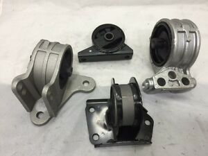 Fits 95 99 Sebring Avenger Eclipse 2 0l 4pcs Mounts Set Manual W O Turbo