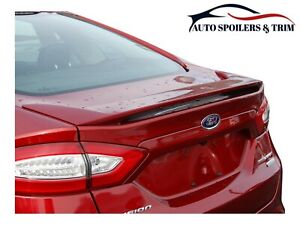 525 Painted Factory Style Spoiler Fits The 2013 2020 Ford Fusion