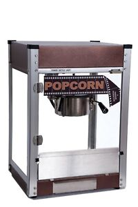 Paragon Cineplex 4 Ounce Popcorn Machine antique Copper