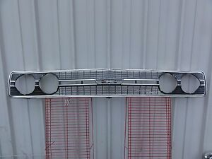 1968 Ford Fairlane Ranchero Grille Used
