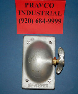 Appleton On off Explosion Proof Switch Cover