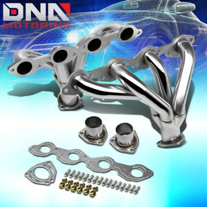 Stainless Steel Tight Fit Header For Chevy Big Block Hugger Exhaust Manifold