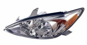 2002 2004 Toyota Camry Le xle Driver Side Lh Head Lamp Assembly