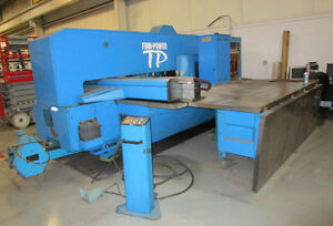 33 Ton Finn power tp2520 if2 ma 21 station Cnc Turret Punch 27461