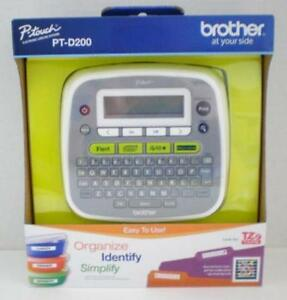 Brother P Touch Label Printer Information On Purchasing