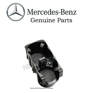 For Mercedes W211 E320 E350 E550 E55 Amg Tray Type Cup Holder Genuine 2116800591