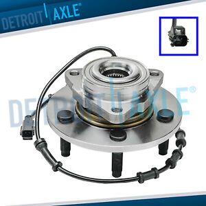 Front Wheel Bearing Hub With Abs For 2002 2003 2004 2005 Dodge Ram 1500