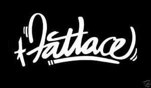 Fatlace Sticker Decal Vinyl Illmotion Jdm Import Tuner