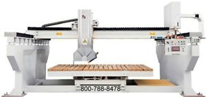 Bridge Saw Maya 625a 2 Years Warranty delivery Installation Included