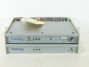 California Microwave Telesciences Starpoint Transmitter Receiver