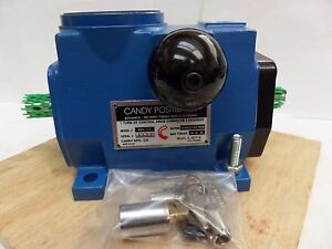 New Candy Mfg Candy Positioner Posi 1 2 Posi12 1 2hp 1750rpm