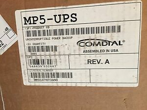 Mp5 ups Large Ups battery Backup For Phone System