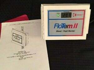 New Datachem Flotem Ii Blood fluid Warmer W instructions See Description