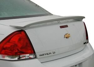 324 Painted Factory Style Spoiler Fits The 2006 2013 Chevrolet Impala