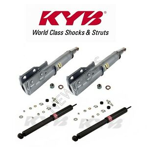 Kyb 236001 343211 Front Rear Suspension Strut Assembly Shock Absorbers
