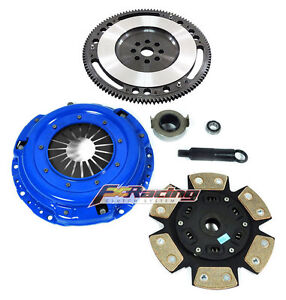 Fx Stage 4 Clutch Kit 10 Lbs Flywheel All B Series Motors Integra Civic Si