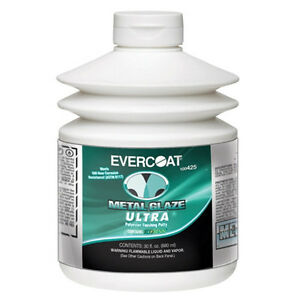 Evercoat Metal Glaze Ultra 30 Oz 425