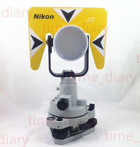 Brand New Nikon Type Prism Tribrach Set For Nikon Total Station Offset 30 0mm