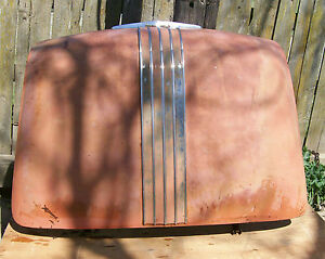 1954 Pontiac Trunk Lid see Message Below