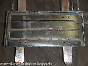 34 X 16 X 3 5 Steel Welding T slotted Table Cast Iron Layout Plate T slot