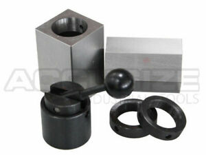 Collet Block Chucks For 5c Round Hex Or Square Collets 2250 2080