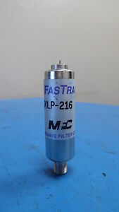 Fastrap 5klp 216 Lowpass Microwave Filter