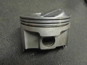 Small Block Chevy Forged Brc 63 Dome Gas Piston 4 030 Bore 1 700 Ch 2 1 5 4 8