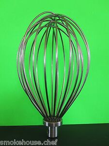 Wire Whip Whisk For Hobart A120 120 Mixer 12 Quart