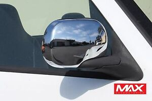 Mcdo101 1994 2001 Dodge Ram Chrome Side Mirror Cover W o Towing Mirrors