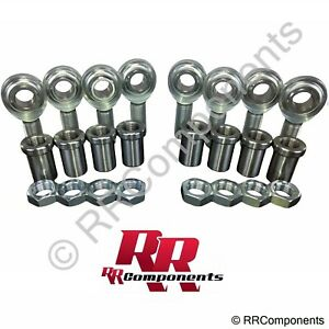 Econ 4 link 3 4 16 X 3 4 Bore Rod Ends Heim Joints bung Fits 1 Id Hole