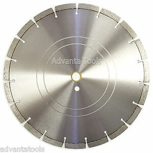 14 Laser Welded Diamond Blade For Brick Block Concrete Masonry Stone 12mm