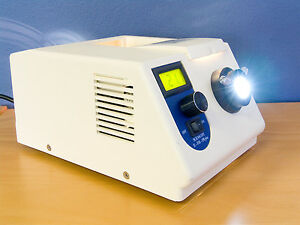 Scienscope Microscope Fiber Optic Halogen Projector Illuminator 150w Il foi 150