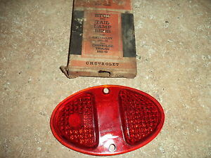 Nors 1931 32 Chevy 1931 40 Chevy Truck Tailight Lens Tailamp Lens Lynxeye T 323