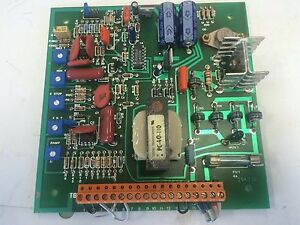 Used Sperry Instruments 2967181 Pc Board Ct