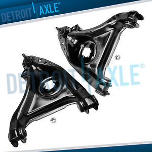 New Complete Lower Control Arms For 1995 2002 Ford Crown Victoria Grand Marquis