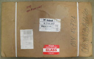 Bobcat 6719317 Rear Window S175 Glass