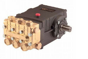 Pressure Washer Pump Gp Hp8040 8 Gpm 4000 Psi 24mm Shaft 1840 Rpm