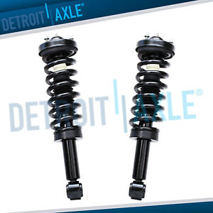 2009 2010 2011 2012 2013 Ford F 150 4x4 Front Struts Coil Spring Upper Mount