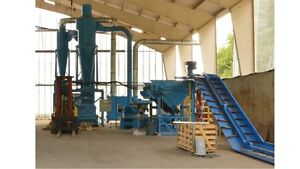 Hammer Mill 200hp Model 13100 Schutte Buffalo