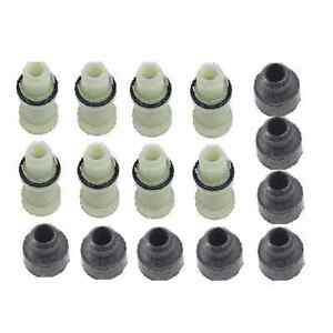 For Mercedes R107 W116 W123 W201 Fuel Injector Sleeve Nozzle Holder Kit