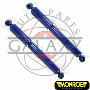 Monroe New Shocks Rear Pair For Jeep Grand Cherokee 05 10 Commander 06 10