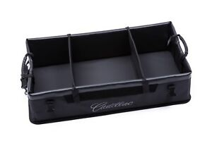 2000 2018 Cadillac Trunk Cargo Organizer Collapsible With 2 Removable Dividers