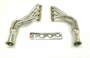 Obx Header For 68 74 Nova Chevy Ii 396 502 Bbc Header Stainless