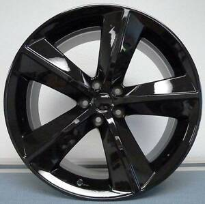 20 Dodge Challenger Wheels Srt8 300 Magnum Charger Gloss Black Rims Srt Style