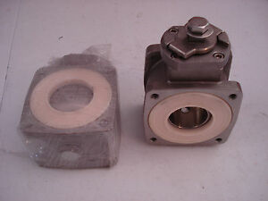Akron Heavy Duty Swing Out Valve 1 5 Body Only 700474 Ball Valve Ss Ball New